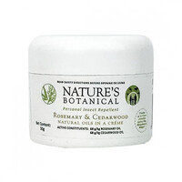 NATURE'S BOTANICAL CREME 50G