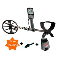 MINELAB EQUINOX 600 METAL DETECTOR $150 WORTH OF EXTRAS FREE