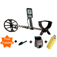 MINELAB EQUINOX 800 METAL DETECTOR $200 WORTH OF EXTRAS FREE
