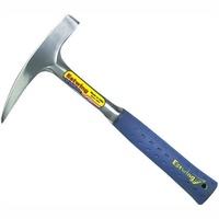 "ESTWING ROCK PICK POINTED TIP 14OZ 11"" VINYL HANDLE"