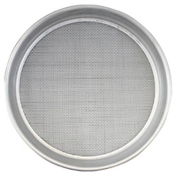 METAL GOLD SIEVE FINE 2MM MESH